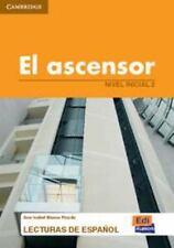 El Ascensor: By Ana Isabel Blanco Picado