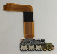 """616477-001 HP PAVILION DV5-2045DX SERIES USB BOARD WITH CABLE /""""GRADE A/"""""""