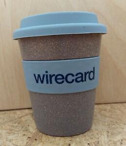 wirecard Kaffeebecher DAX Unternehmen Aktien Jan Marsalek