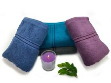 Soft Large Super Quality Bath Towel 100% Egyptian Cotton Luxury  500 Gsm 70x140