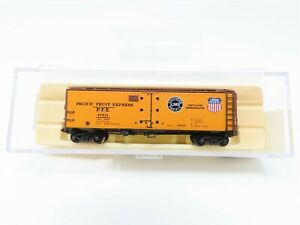 N InterMountain 65501-09 SP UP PFE Pacific Fruit Express Steel Ice Reefer #47612