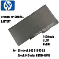 HP Laptop Battery CM03XL for Elitebook 840 G1 845 G2 Zbook 14 Series HSTNN-LB4R