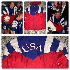 Adidas 90's VTG USA Mens Soccer National Team Windbreaker Jacket S