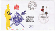 Military, War Protectorate British First Day Covers Stamps