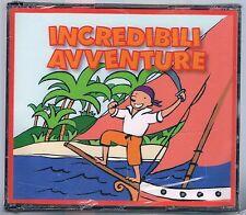INCREDIBILI AVVENTURE BOX 3 CD F.C. SIGILLATO!!!
