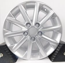 16x65 5x1143 Wheels Rims Fits Toyota Camry Set Of 4 Silver New Fits 2011 Toyota Camry