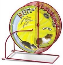 Kaytee Run-Around Regular Exercise Wheel, 8-Inch, Colors Vary