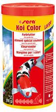 Fischfutter Futter sera Koi Color Large 20l