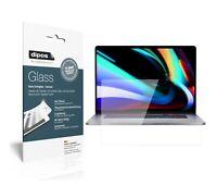 2x Apple MacBook Pro 16 pulgada (2020) Protector de Pantalla Vidrio Flexible