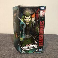Transformers Earthrise War For Cybertron Quintesson Judge WFC-E22 IN HAND NIB