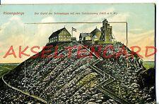 Klapp Ansichtskarten aus Schlesien