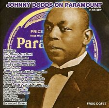 Johnny Dodds - Johnny Dodds on Paramount [New CD]