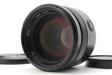 [AB Exc+] Sony Carl Zeiss Planar T* 85mm f/1.4 ZA AF Lens SAL85F14Z JAPAN R4036