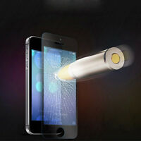 Anti-sratch Tempered Glass Film Screen Protector Guard for Apple iPhone 5S SE