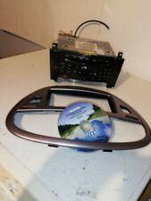 PEUGEOT 607 car cd radio navi player MAGNETIMARELLI model CD490