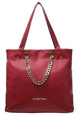 VALENTINO SHOPPING BAG - VBS1G201- WINTER AVANTGARD RED