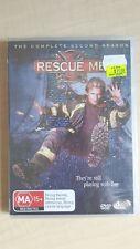 Rescue Me : Season 2 [4 DVD Set] NEW & SEALED, Region 4, FREE Next Day Post