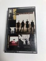 HOOTIE and The Blowfish Cracked Rear view Cassette Tape 1994 Atlantic Records