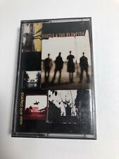 Cassette Tape Vintage HOOTIE and The Blowfish Cracked Rear view 1994 Atlantic