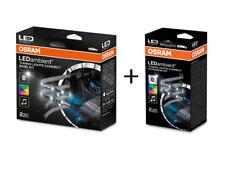Osram RGB LEDambient BUNDLE Base Kit + Extension Kit APP Bluetooth iOS Android