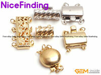 14K Gold Filled Toggle Repair Clasps Findings Connector For Jewelry Making 1 Set