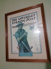 Art Picture Norman Rockwell Oldie
