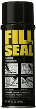FILL and SEAL Expanding Insulating Foam Sealant 12oz Crack & Hole Interior