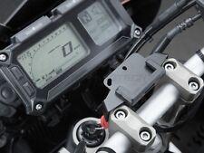 Yamaha mt-09 Tracer año 14-Quick soporte Garmin Zumo 210 550 660 340 350 390 590
