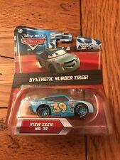 Mattel Disney Pixar Cars VIEW ZEEN #39 Kmart Exclusive Rubber Tires Kday