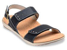 Women's Spenco Total Support Orthotics Alex Navy Sandals Sz 10