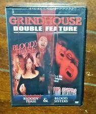 Grindhouse Double Feature: Horror - Blood Sisters/Bloody Tease (DVD, 2007)