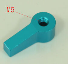 M5 Knob Thumb Screw head L Shape Screw head blue color Strong and durable
