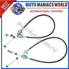 Fiat Punto 2 MK2 2B 1.2 Getriebe Change Kabel Kettenglied links & Rechts Seite