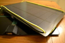 Universel 1.1amp Panneau Solaire Chargeur Pour iPhone Android 2 ports USB, Liable