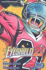 NEW Eyeshield 21, Vol. 29 by Riichiro Inagaki