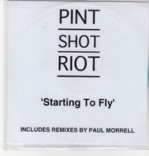 (CZ262) Pint Shot Riot, Starting to Fly - 2012 DJ CD