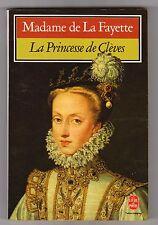 La Princesse De Clèves - Madame De La Fayette. Excellent état . poche