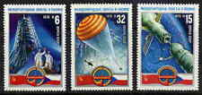 RUSSIA 1978 INTERCOSMOS - SPACE STAMPS - MINT COMPLETE SET!