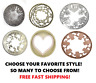 ☆☆ILLUMA LID YANKEE CANDLE JAR TOPPERS☆☆ YOU CHOOSE THE LID☆☆ FREE FAST SHIPPING