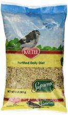 LM Kaytee Supreme Natural Blend Bird Food - Finch  2 lbs