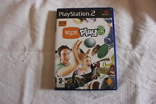PLAYSTATION 2 EYE TOY PLAY 2
