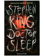 Stephen King Doctor Sleep Italiano , PRIMA DI ACQUISTARE LEGGERE DESCRIZIONE!