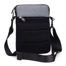 "Verticle Neoprene Messenger Shoulder Bag Pouch Case Samsung Galaxy Tab 2 10.1"""