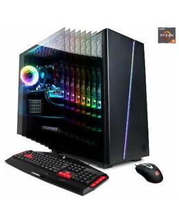 CyberPowerPC GMA6200WST Gamer Master Ryzen 5 3600 3.6GHz Radeon RX 570