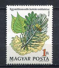 31992) HUNGARY 1976 MNH** Millionth hectare reforestation 1v.