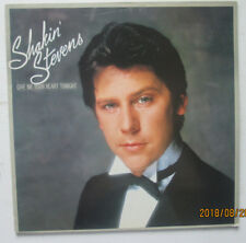 """SHAKIN' STEVENS.""""GIVE ME YOUR HEART TONIGHT"""".SHIRLEY/JOSEPHINE..EPIC 33RPM LP."""