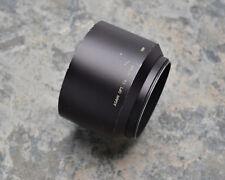 Asahi Pentax Takumar 58mm Screw-in Metal Lens Hood 2.5/135 4/200 SMC Shade #3691