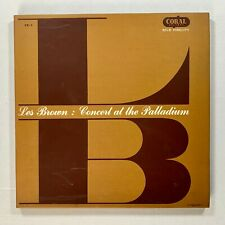 LES BROWN Concert At The Palladium Box Set 1953 - Coral CX-1 - 2xLP VG+