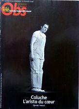 Mag 2008: COLUCHE_DIABLO CODY_JEAN LACOUTURE