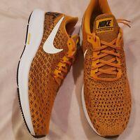 Nike Air Zoom Pegasus 35 Texas Running Shoe Orange AO3905-810 Men's Size 11